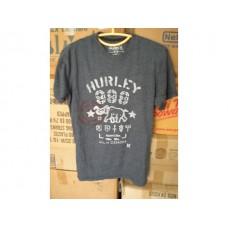 เสื้อยืด Hurley สกรีนลาย แฟชั่น แบรนด์ Size S สภาพ สวย แจ่ม เจ๋ง